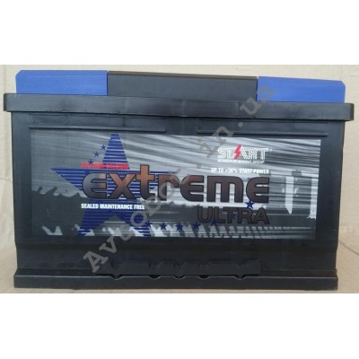 Аккумулятор Extreme 77ah