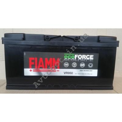 Аккумулятор Fiamm Ecoforse AGM 105ah