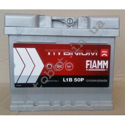 Аккумулятор Fiamm Titanium plus 50ah