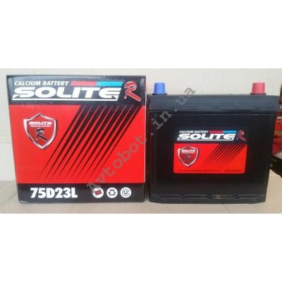 Аккумулятор Solite 65ah азия