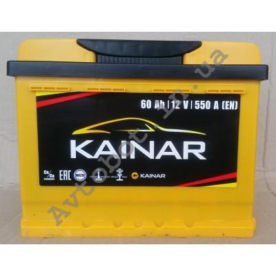Аккумулятор Kainar 60ah