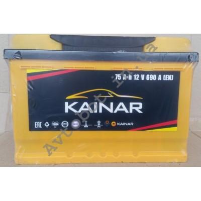 Аккумулятор Kainar 75ah
